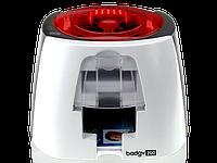 Принтер для пластиковых карт Evolis Badgy200 USB, фото 1