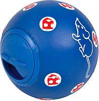 Игрушка для котов кошек мячик Trixie (Трикси 4137) для лакомств 7 см