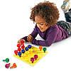 Набор для изучения цвета и счета Радужные болтики Learning resources, фото 2
