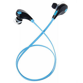 Bluetooth-наушники QY7 blue - идеальная звукопередача!, фото 2
