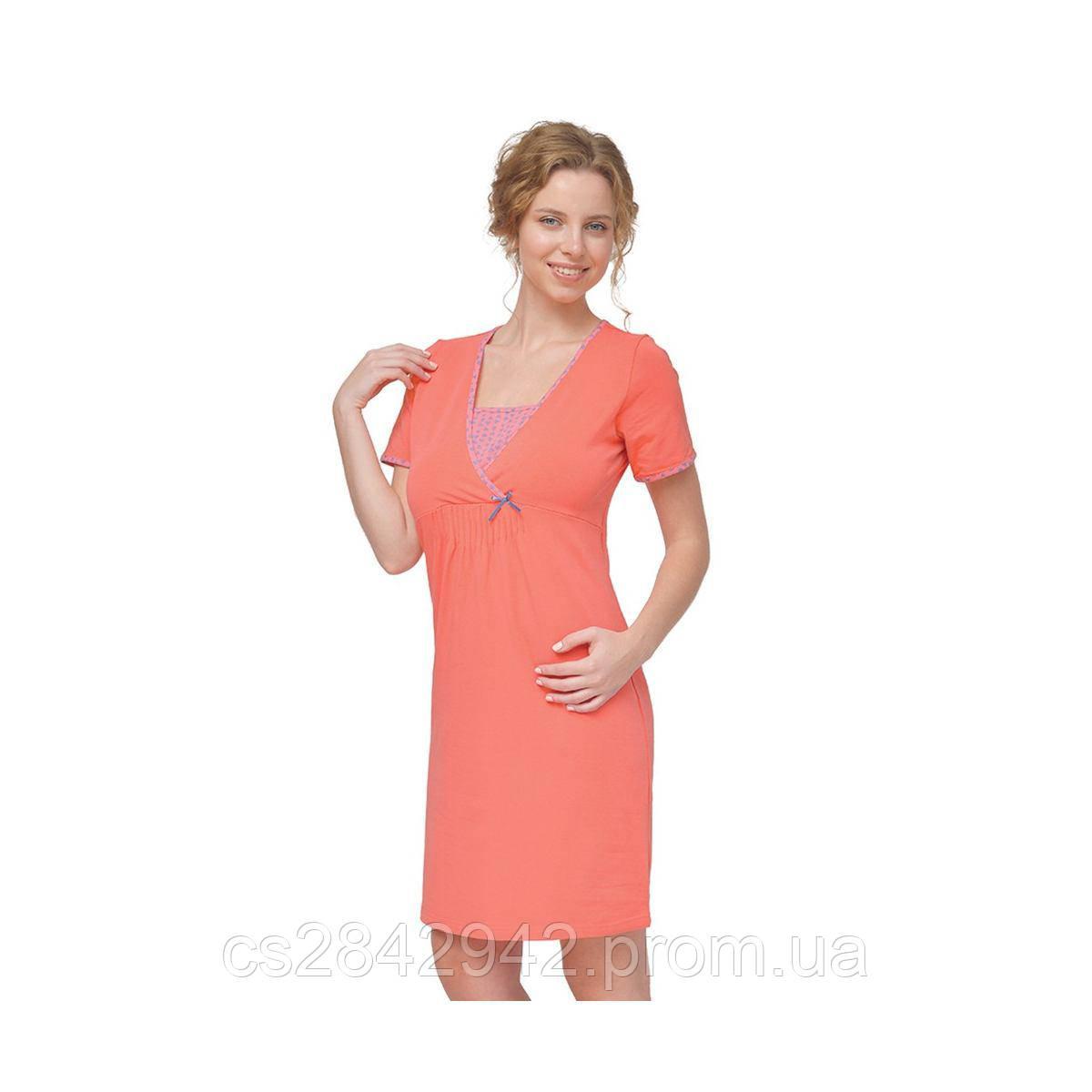 Нічна сорочка для вагітних і годуючих (ночная сорочка для беременных и  кормящих) 24160 fc705393c3fe0
