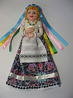 "Кукла ""Украинка"" , кукла ручной работы, кукла сувенир"