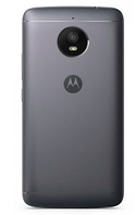 Задняя крышка для Motorola XT1770 Moto E4 Plus/XT1771/XT1775, серая, оригинал