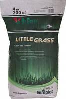 Насіння газону Little Grass - Низькорослий газон (4 кг)
