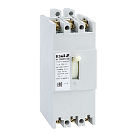 Автоматический выключатель АЕ-2063М-100-00 125 А