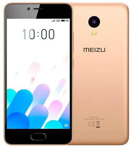Meizu M5C 2/16Gb Gold Гарантия 1 Год, фото 2