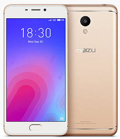 Meizu M6 3/32Gb Gold Гарантия 1 Год