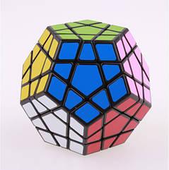 Кубик Рубика Мегаминкс Mo Fang чёрный