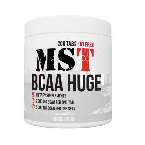 MST BCAA HUGE 2000mg  200 TAB