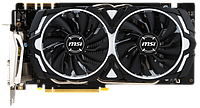 Видеокарта MSI GeForce GTX 1070TI Armor 8GB GDDR5 (GTX 1070 ARMOR 8G OC)
