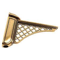 Полкодержатель Bosetti Marella D 42431.125 золото, фото 1