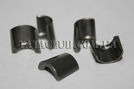 Сухарь клапана ДВС (613 EII, 613 EIII, 1618 EIII, 407) TATA Motors / VALVE SPRING LOCK HALF