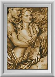 Алмазная вышивка Dream Art Триумф любви (DA-30663) 55 х 85 см