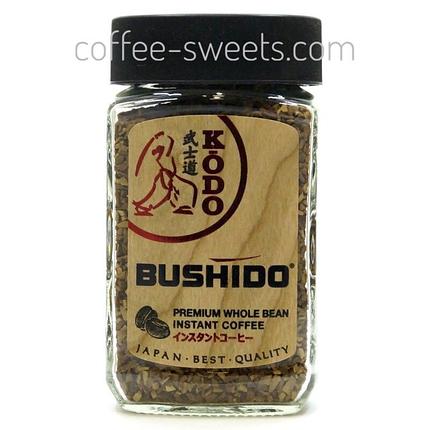 Кофе сублимированный Bushido Kodo 95 г, фото 2