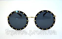 Женские стильные солнцезащитные очки, сонцезахисні окуляри 2010, фото 3