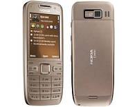 Мобильный телефон Nokia E52 Gold (3 месяца)