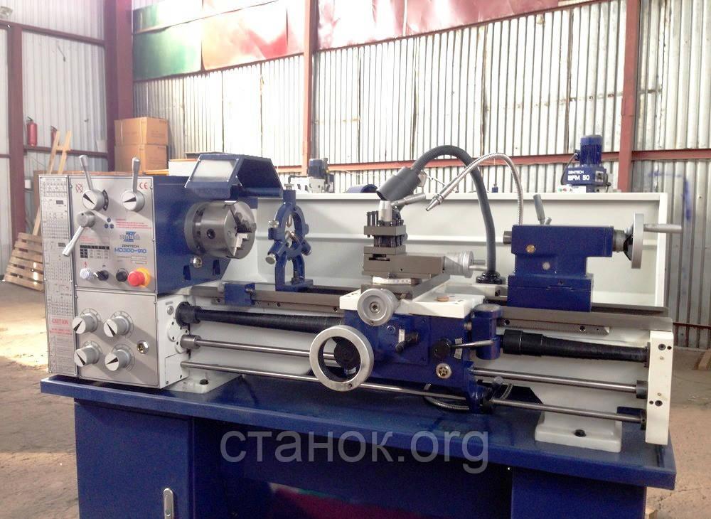Zenitech MD 300-910 Токарный станок по металлу зенитек мд 300 910 винторезный верстат