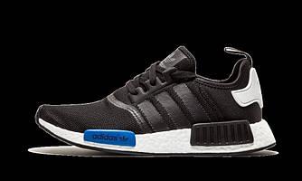 "Кроссовки Adidas Originals NMD Runner ""True Black"" (топ реплика)"