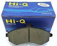 Колодки тормозные передние Hyundai Matrix 01-10 гг. Hi-Q (SP1152), фото 1