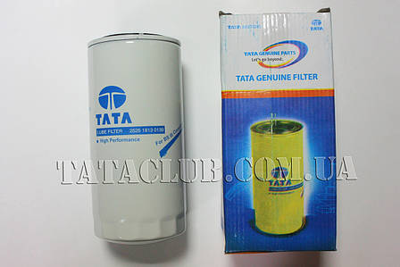 Фильтр-патрон фильтрации масла двс  (613 EIII) TATA Motors / ASSY.OIL FILTER ELEMENT (SPINON)
