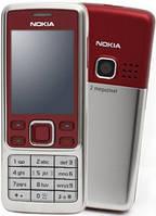 Мобильный телефон Nokia 6300 Red (3 месяца)