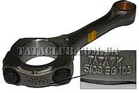 Шатун поршня двигателя (ST) (613 EIII) TATA Motors / ASSY. CON. ROD SERRATED (STD) WITH BUSH