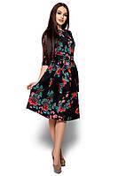 Вишукане повсякденне плаття Sakura 11
