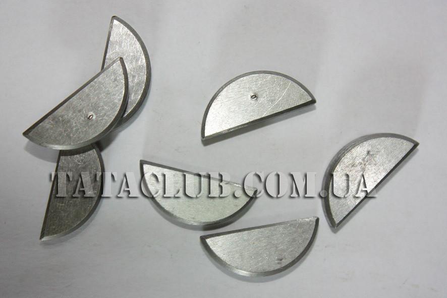 Шпонка сегментная 8x13 ts15505-sup.1 вала коленчатого (613 EII,EIII,1618 EIII) TATA Motors / WOODRUFF KEY 8X13