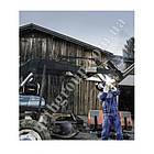 Брюки Сварщика синие Wurth, фото 3