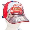 Кепка Тачки 3 (Cars 3) летний головной убор для мальчиков (размер 44-46) ТМ ARDITEX WD11946 красный