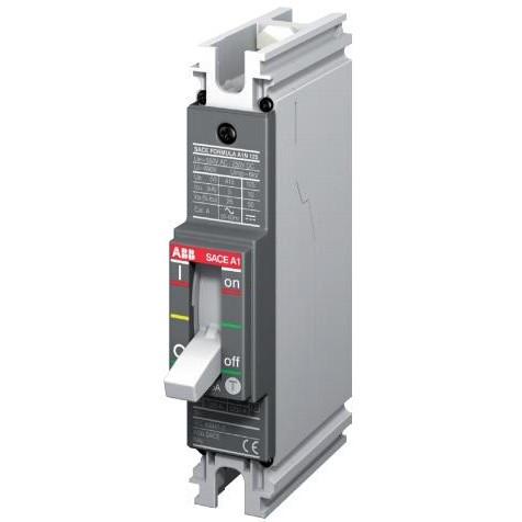 Автоматический выключатель ABB Formula A1C 125 TMF 16-400 1p F F, 1SDA068745R1