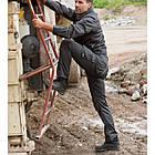 Брюки рабочие Modyf Stretchfit серые Wurth, фото 5