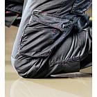 Брюки рабочие Modyf Stretchfit серые Wurth, фото 6