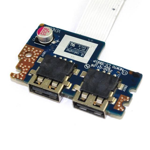 USB плата ноутбука Acer PEW76 LS-5891P