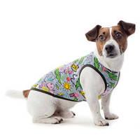 Борцовка для собак Pet Fashion Хеппи M, длина спины 33-36см; обхват груди 41-48см