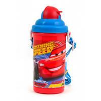 Школьная бутылка для воды 1 Вересня cars 400 мл (706263)