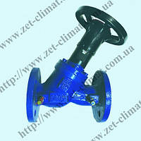 Вентиль балансировочный чугунный фланцевый Ду 50 - Ду 250 (Py 1,6 МПа)