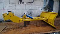Отвал для трактора 2,5 м для МТЗ, ЮМЗ, Т-40 (мех. поворот)