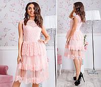 Праздничное платье из новой коллекции