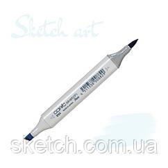 Маркер Copic Sketch #B-000 Pale porcelain blue (Пастельно-голубой фарфор)