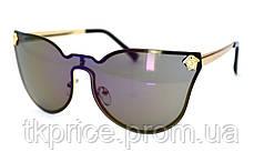 Женские стильные солнцезащитные очки, сонцезахисні окуляри 2705, фото 2