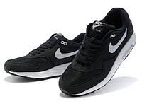 Кроссовки Nike Air Max 87 черный (ТОП реплика)
