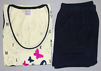 Костюм женский летний пижама комплект для дома Турция