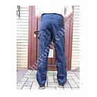 Брюки рабочие синие с черным Wurth, фото 3