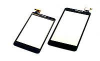 Сенсор Alcatel 6030 Onetouch Idol/6030D/6030X black .a