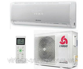 Кондиционер CHIGO CS-70V3A-1W169ATS серии NEW FJORD 169 WiFi INVERTER, фото 2