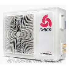 Кондиционер CHIGO CS-25V3A-1B169AY4L серии NEW FJORD 169 WiFi INVERTER, фото 2