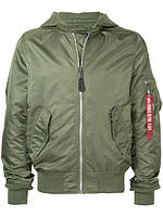 Мужская Куртка Columbia POWDER LITE™ HOODED JACKET Серо-зеленая ... cb135320dca