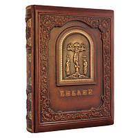 Кожаная Библия с гравюрами Гюстава Доре