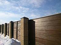 Колпак на забор